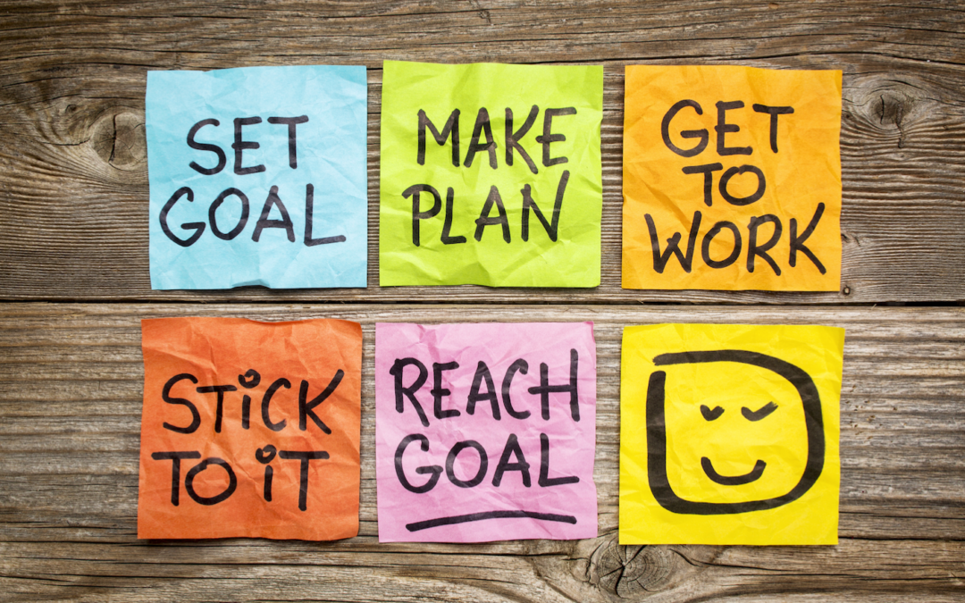 Set Your Personal Professional Goals