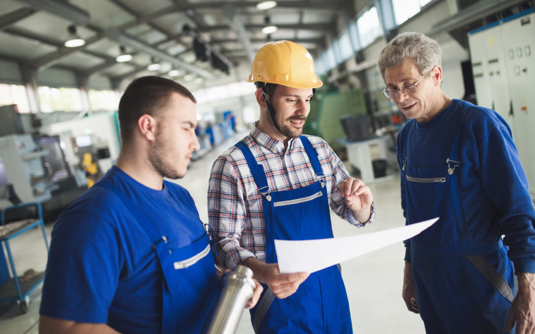 10 Tips On How To Get Promoted In The Manufacturing Industry