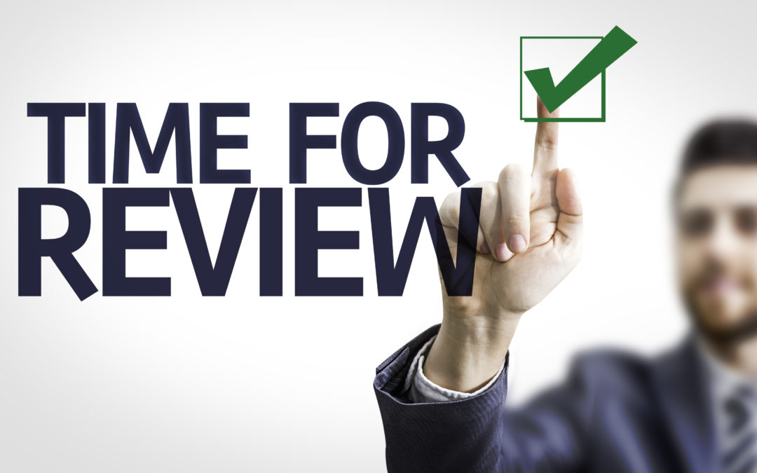 5 Reasons Why Reviewing Your Goals Is A Must For Success